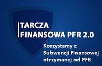 Korzystamy z Subwencji Finansowej otrzymanej od PFR